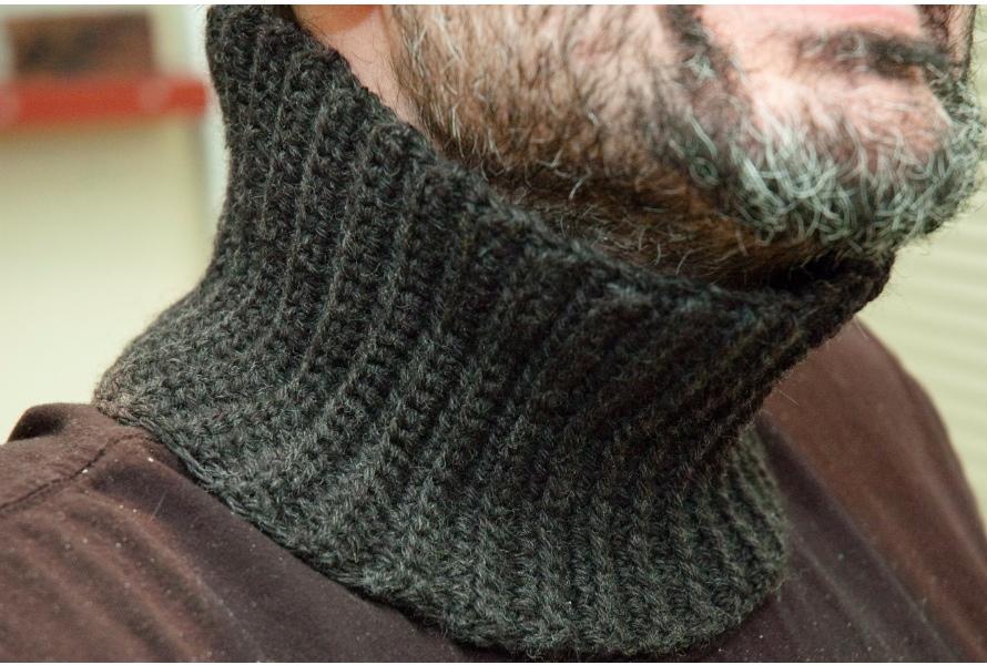 Free Crochet Patterns For Men s Neck Warmers ~ Dancox for .