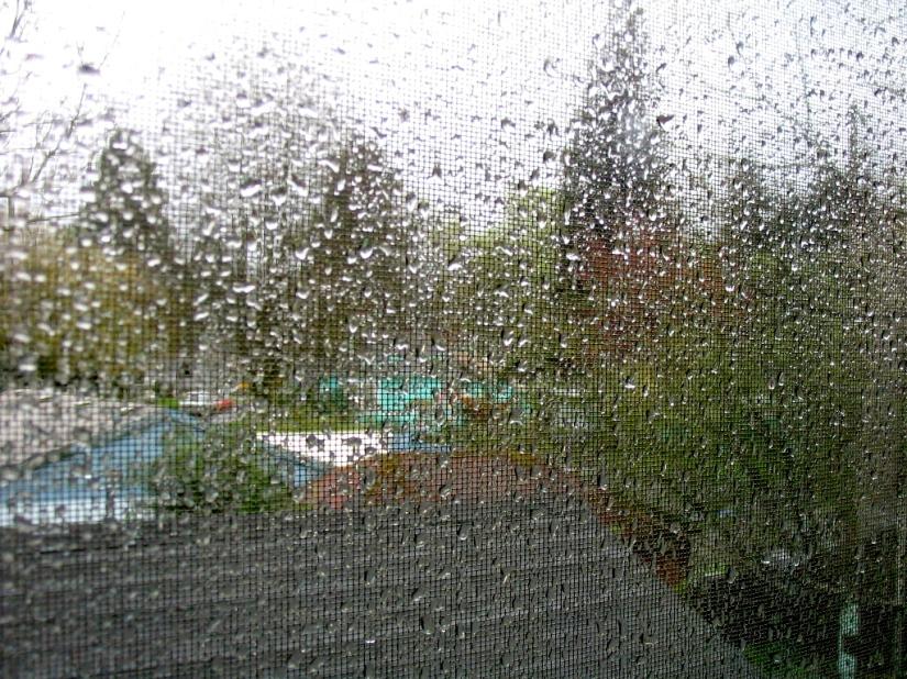 rain, rain, goaway