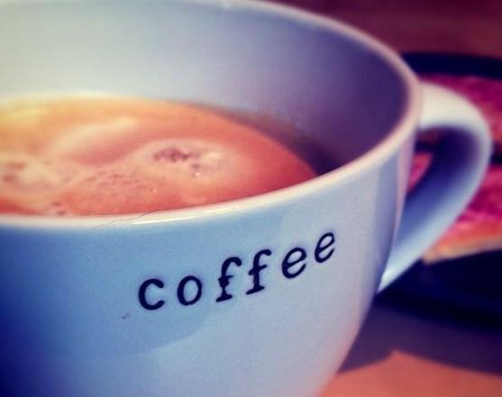 Coffee:1, Me:0