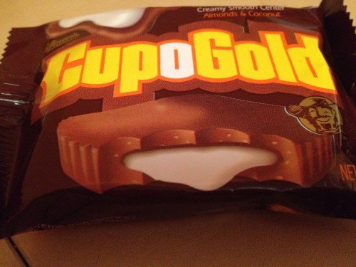 Cup o' Gold